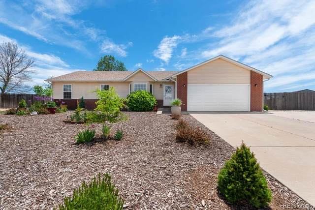 4120 Meadows Avenue, Evans, CO 80620 (MLS #1659115) :: Kittle Real Estate