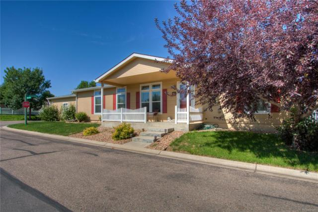 7821 St Vrain Drive #67, Frederick, CO 80530 (#1659132) :: The City and Mountains Group