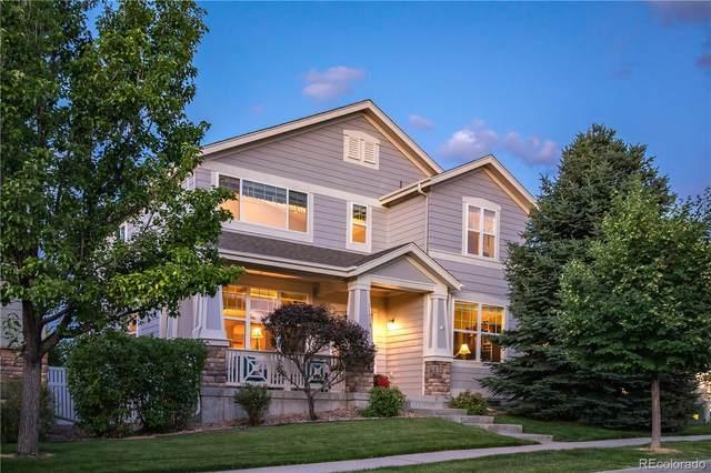 11510 Night Heron Drive, Parker, CO 80134 (#1659133) :: Kimberly Austin Properties