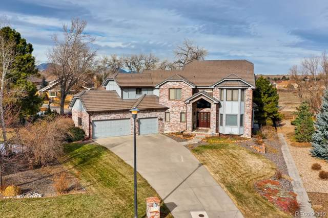7287 Juniper Way, Arvada, CO 80007 (#1659259) :: The Peak Properties Group