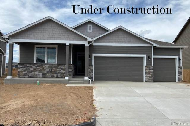 1608 Clarendon Drive, Windsor, CO 80550 (MLS #1659498) :: Bliss Realty Group