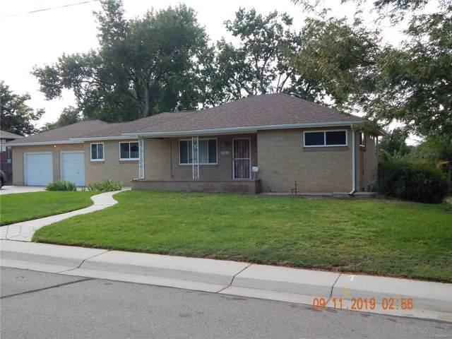 3675 Harlan Street, Wheat Ridge, CO 80033 (#1659562) :: The Peak Properties Group
