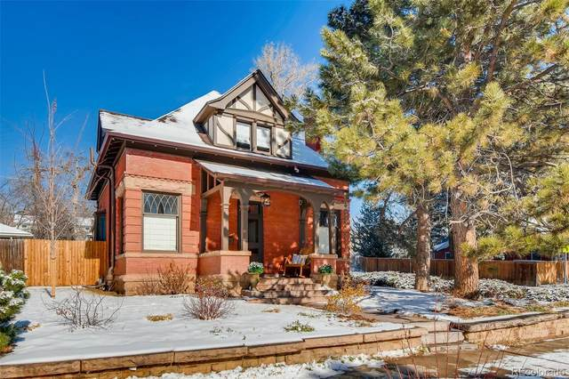 841 Spruce Street, Boulder, CO 80302 (#1659818) :: The Griffith Home Team