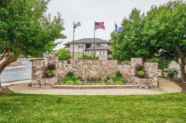 920 E Plum Creek Parkway #205, Castle Rock, CO 80104 (MLS #1659899) :: Stephanie Kolesar