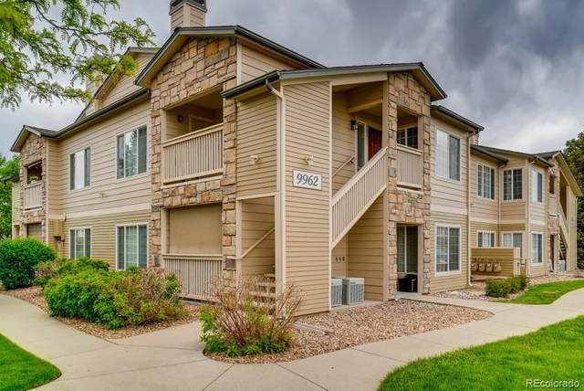 9951 E Idaho Circle #102, Aurora, CO 80247 (#1660015) :: The Griffith Home Team