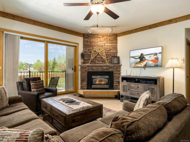 2200 Apres Ski Way #110, Steamboat Springs, CO 80487 (#1660420) :: The Galo Garrido Group