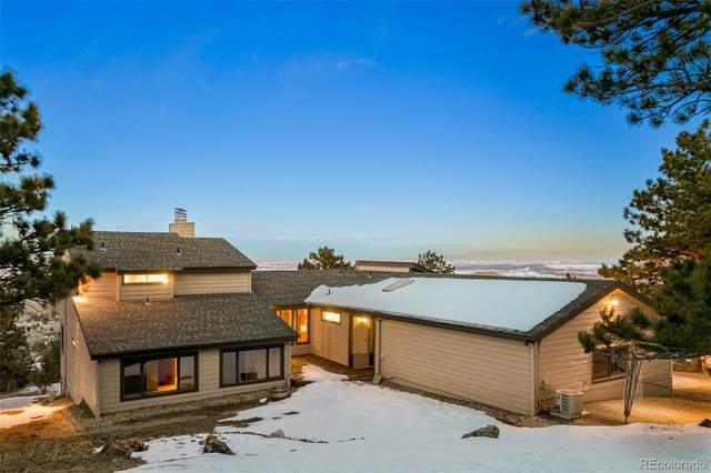 9013 Thunderhead Drive, Boulder, CO 80302 (#1660492) :: Bring Home Denver with Keller Williams Downtown Realty LLC