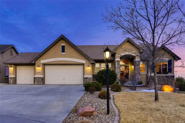 3726 Oak Meadow Drive, Colorado Springs, CO 80920 (#1660611) :: The Peak Properties Group