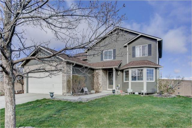 4885 Eckert Circle, Castle Rock, CO 80104 (#1660659) :: Bring Home Denver with Keller Williams Downtown Realty LLC