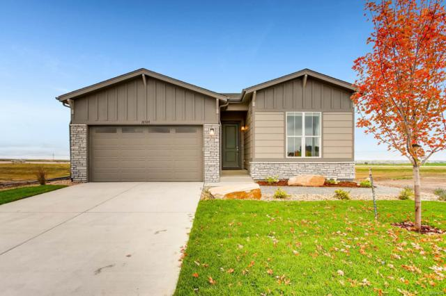 10309 W 11th Street, Greeley, CO 80634 (#1661325) :: Group 46:10 - Denver