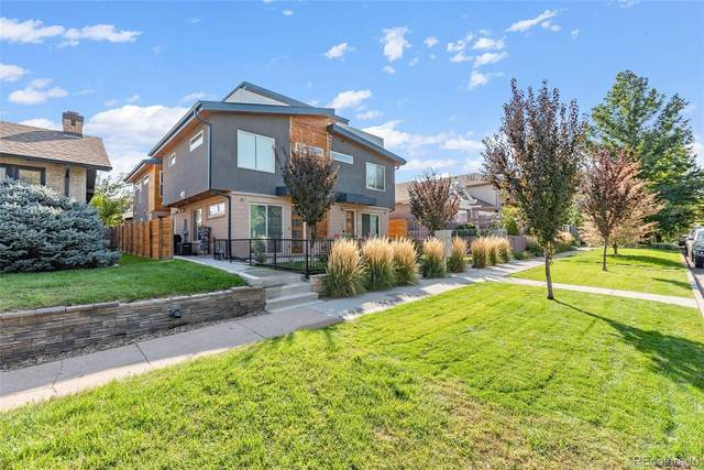 558 Madison Street, Denver, CO 80206 (#1661622) :: Real Estate Professionals
