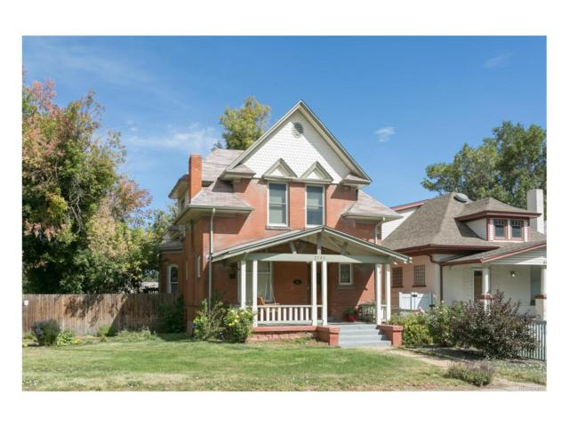 2781 W 38th Avenue, Denver, CO 80211 (#1661680) :: Structure CO Group