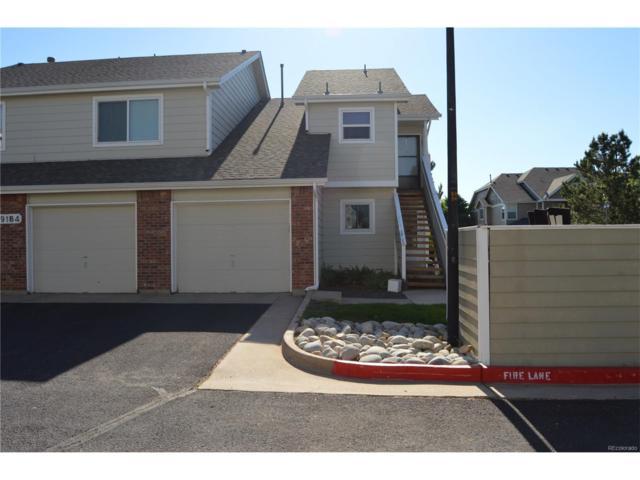 19184 E Wyoming Drive #101, Aurora, CO 80017 (MLS #1661828) :: 8z Real Estate
