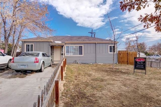 1702 Kingston Street, Aurora, CO 80010 (#1662202) :: True Performance Real Estate