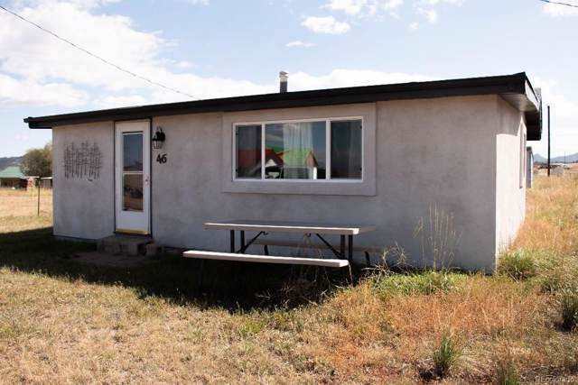 46 Vista Drive, Westcliffe, CO 81252 (MLS #1662703) :: 8z Real Estate