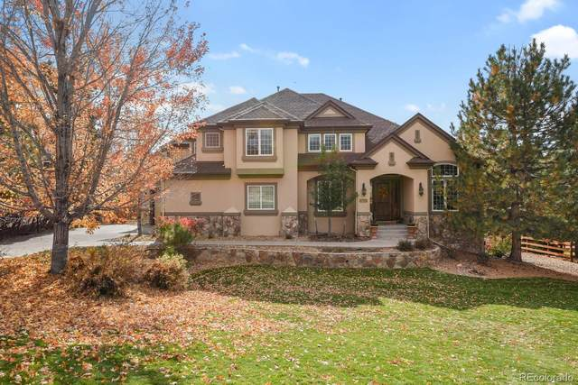 9120 Sunshine Meadow Place, Parker, CO 80134 (#1662984) :: The Gilbert Group