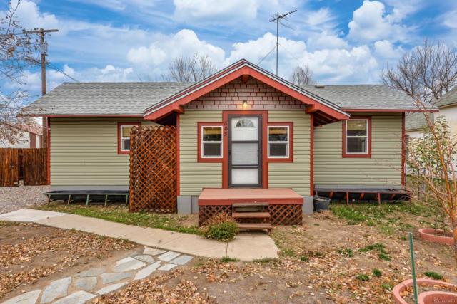 805 Main Street, Platteville, CO 80651 (MLS #1663181) :: 8z Real Estate