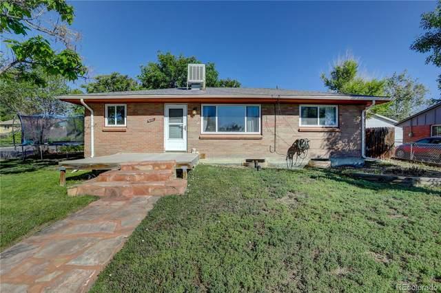 9101 Beechwood Drive, Thornton, CO 80229 (MLS #1663234) :: 8z Real Estate