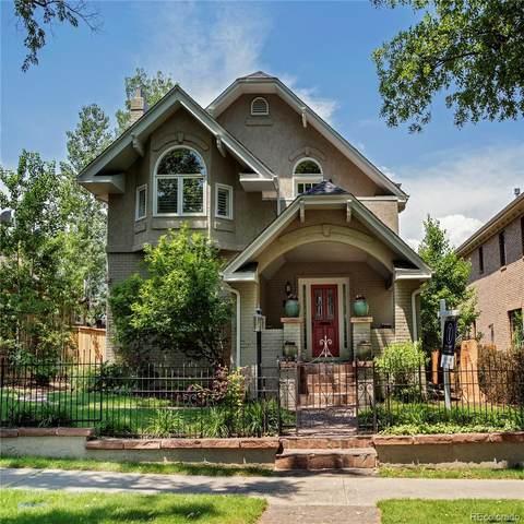 685 S Williams Street, Denver, CO 80209 (#1663392) :: Sultan Newman Group