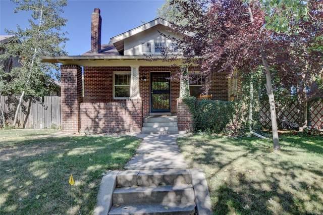 2575 Dahlia Street, Denver, CO 80207 (MLS #1663407) :: Bliss Realty Group
