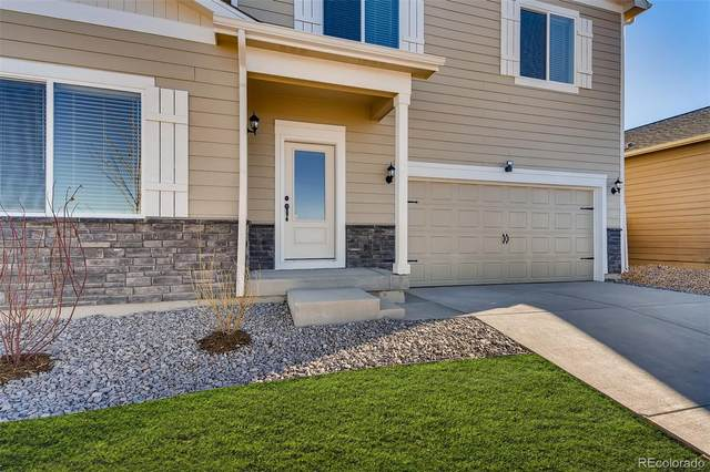1060 Long Meadows Street, Severance, CO 80550 (#1663672) :: The Dixon Group