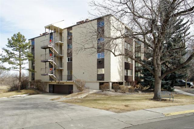 3450 S Poplar Street #302, Denver, CO 80224 (#1663838) :: Hometrackr Denver