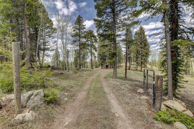 Upper Ridge, Conifer, CO 80433 (#1663967) :: The DeGrood Team