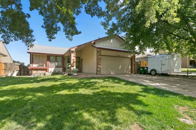 3596 S Halifax Way, Aurora, CO 80013 (#1664404) :: The City and Mountains Group