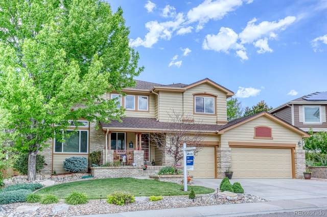 6453 Dutch Creek Street, Highlands Ranch, CO 80130 (MLS #1665009) :: 8z Real Estate