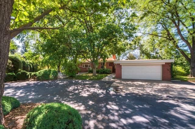1722 Crestridge Drive, Greenwood Village, CO 80121 (MLS #1665147) :: 8z Real Estate
