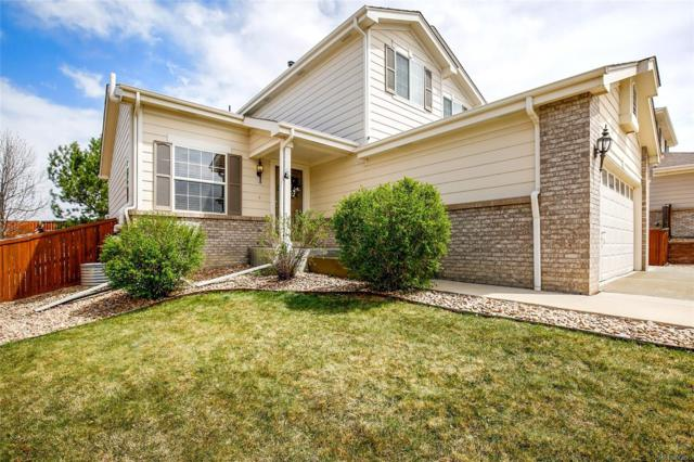1311 Hickory Drive, Erie, CO 80516 (#1665220) :: The Griffith Home Team