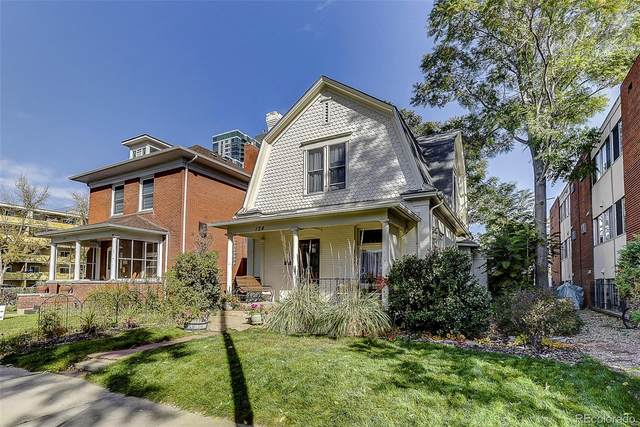 124 S Emerson Street, Denver, CO 80209 (MLS #1665768) :: 8z Real Estate