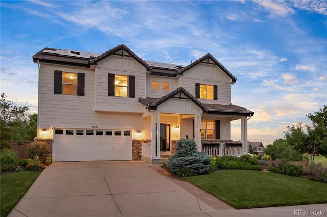 4351 Canyonbrook Drive, Highlands Ranch, CO 80130 (#1666106) :: milehimodern