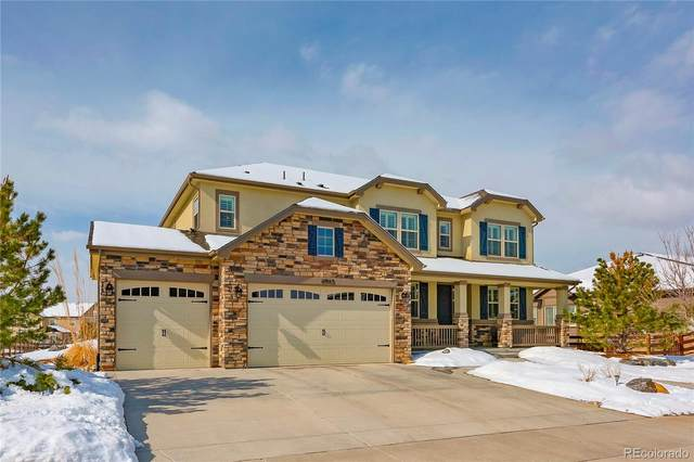 11953 S Meander Way, Parker, CO 80138 (#1666269) :: The Harling Team @ HomeSmart