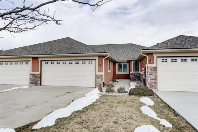 4726 Dusty Sage Loop #3, Fort Collins, CO 80526 (MLS #1666564) :: 8z Real Estate