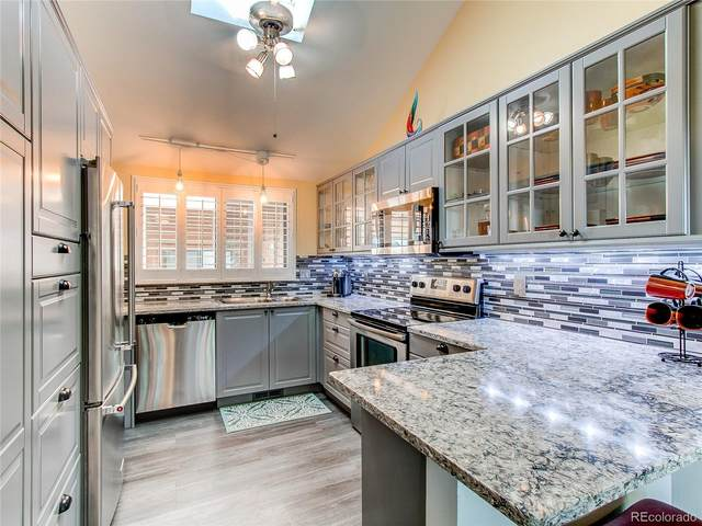 5555 E Briarwood Avenue #602, Centennial, CO 80122 (#1666642) :: Realty ONE Group Five Star