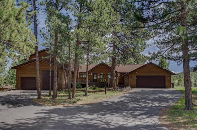 29954 Paint Brush Drive, Evergreen, CO 80439 (#1666658) :: The Galo Garrido Group
