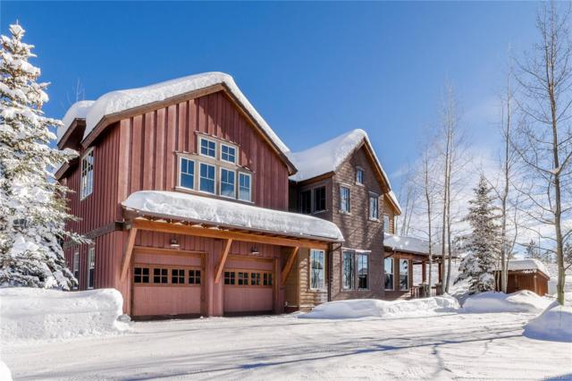 1315 Turning Leaf Court The Porches 1/8, Steamboat Springs, CO 80487 (#1666823) :: HomeSmart Realty Group