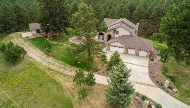 1282 Meadow Trail, Franktown, CO 80116 (#1667016) :: The DeGrood Team