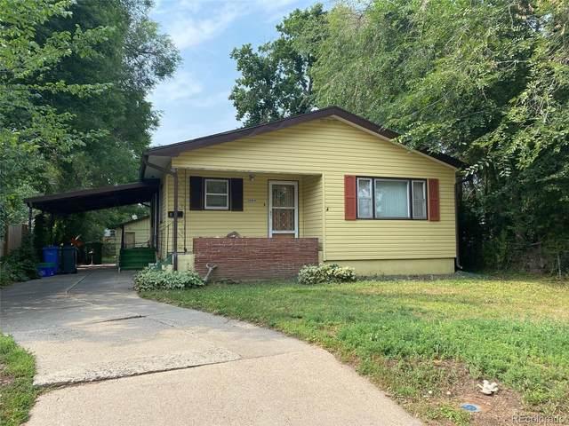 1004 W 8th Street, Loveland, CO 80537 (#1667129) :: The HomeSmiths Team - Keller Williams