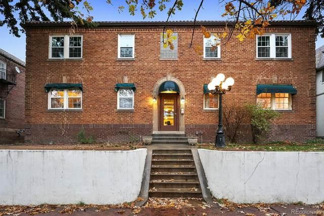 1436 N Gilpin Street #2, Denver, CO 80218 (MLS #1667164) :: 8z Real Estate