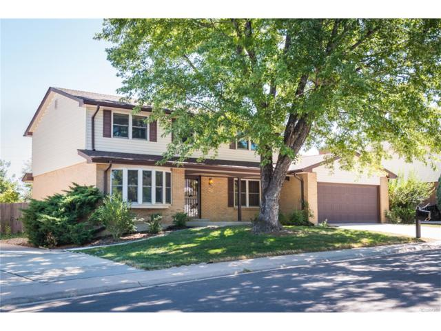 4024 S Willow Way, Denver, CO 80237 (MLS #1667296) :: 8z Real Estate