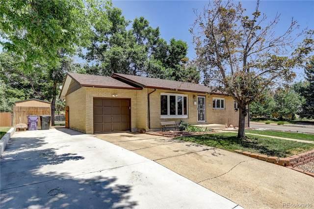 3601 W Greenwood Place, Denver, CO 80236 (MLS #1667321) :: 8z Real Estate