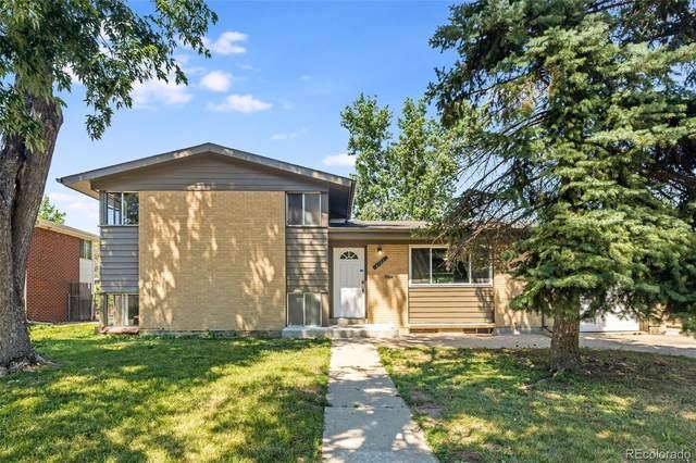 3127 Vaughn Street, Aurora, CO 80011 (#1667331) :: The Colorado Foothills Team   Berkshire Hathaway Elevated Living Real Estate