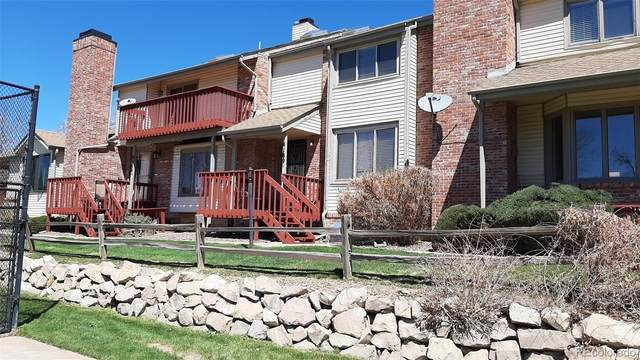 4189 S Fraser Circle C, Aurora, CO 80014 (#1667341) :: Re/Max Structure