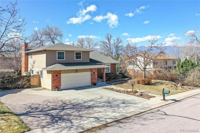 2849 Country Club Circle, Colorado Springs, CO 80909 (MLS #1667648) :: 8z Real Estate