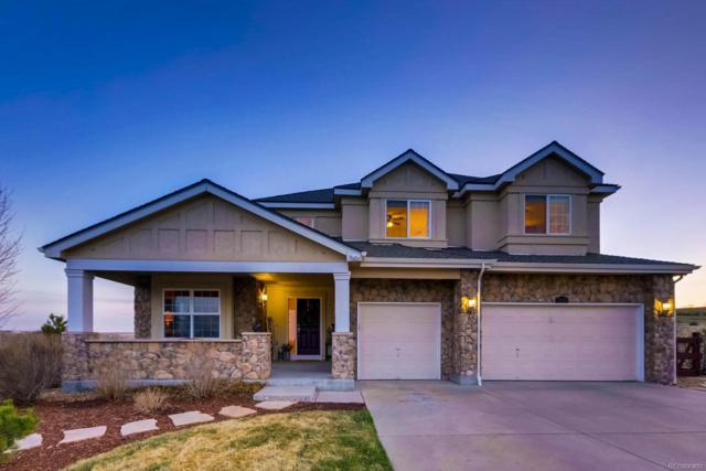 2339 Elkhorn Street, Parker, CO 80138 (#1667903) :: Bring Home Denver