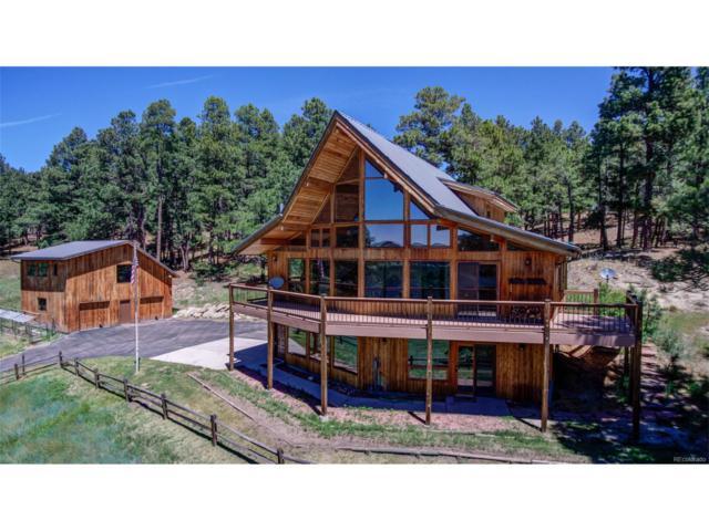 18982 Edge Wood Drive, Peyton, CO 80831 (MLS #1667949) :: 8z Real Estate