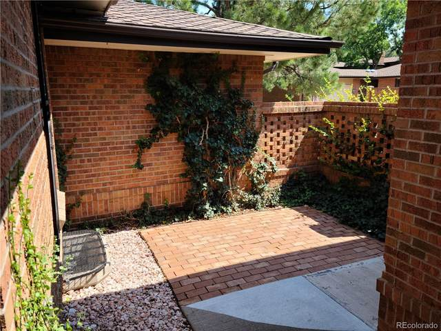 6300 W Mansfield Avenue #60, Denver, CO 80235 (#1668200) :: Venterra Real Estate LLC