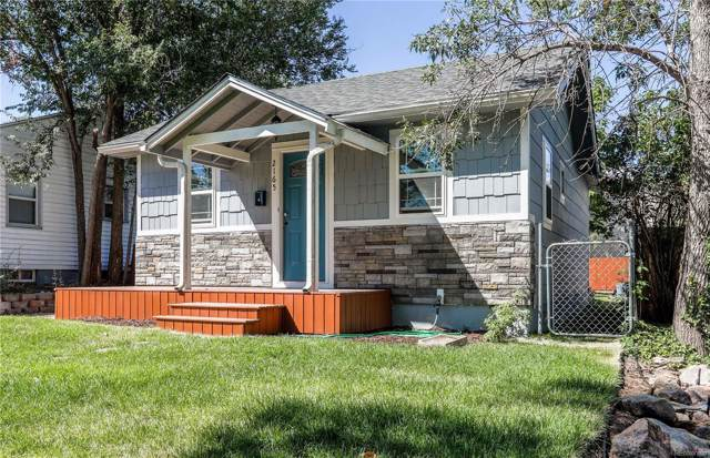 2165 S Lafayette Street, Denver, CO 80210 (MLS #1668609) :: Bliss Realty Group